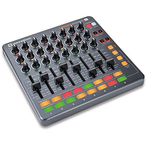 Novation MIDIコントローラー Launch Control XL