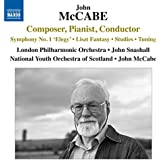 Mccabe: Symphony No.1 Elegy [John McCabe, London Philharmonic Orchestra][NAXOS: 8571370]