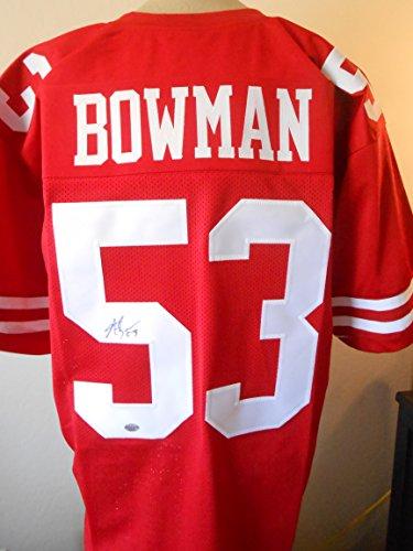 navorro bowman jersey