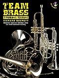 img - for Team Brass: Trumpet / Cornet by Richard Duckett (2002-02-28) book / textbook / text book