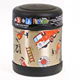 Thermos FUNtainer Food Jar Fire Dept Engine 28 10oz