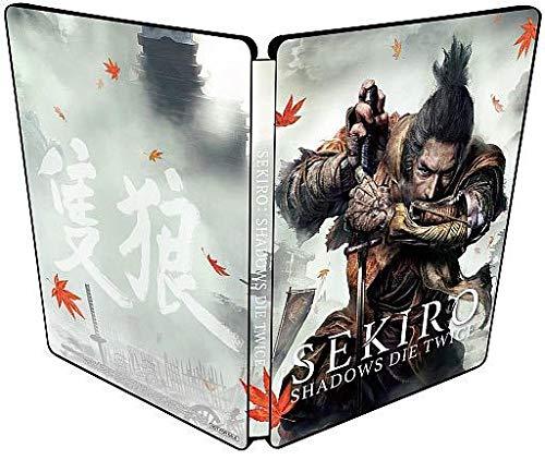 Capcom SEKIRO Shadows DIE Twice Geo Limited Steel Book SteelBook