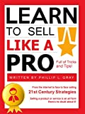 Learn To Sell Like a Pro