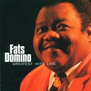 Fats Domino Fats Domino Greatest Hits Live Amazon