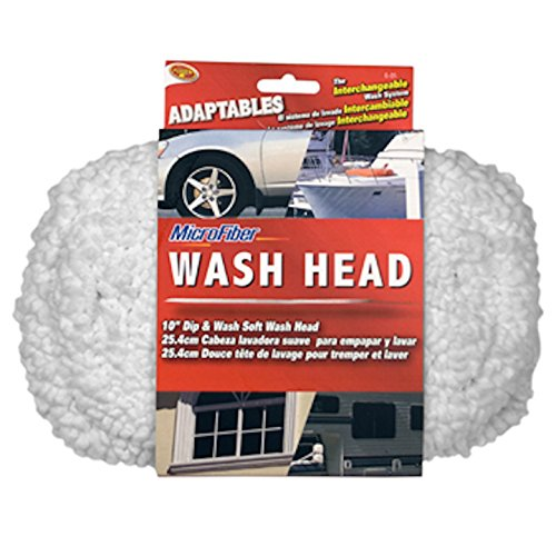 Detailer's Choice 6-05 Adaptables Microfiber Wash Mop Head (Detailers Choice Microfiber compare prices)