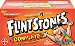 Flintstones Complete Children's Multivitamin/Multimineral Supplement, Chewable Tablets, 60 ct.