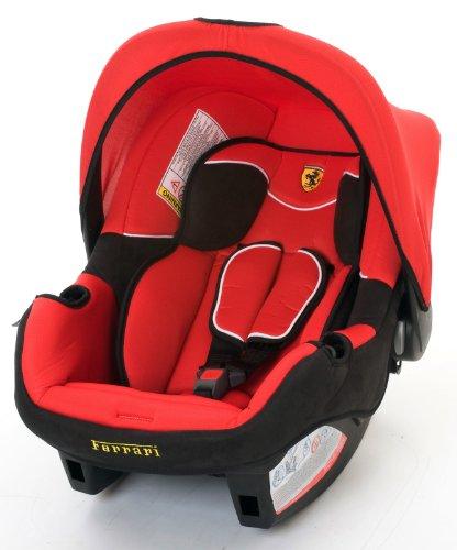 Ferrari Beone Ferrari Infant Carrier for Newborn and Above (Red)