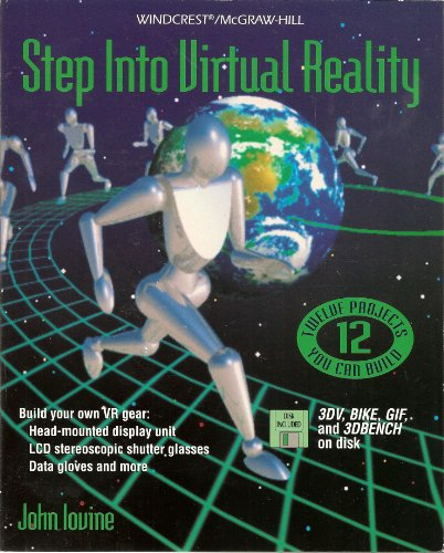 Step into Virtual Reality/Book and Disk