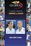 U.S. Open 2002: Sampras Vs Agassi [DVD] [Import]