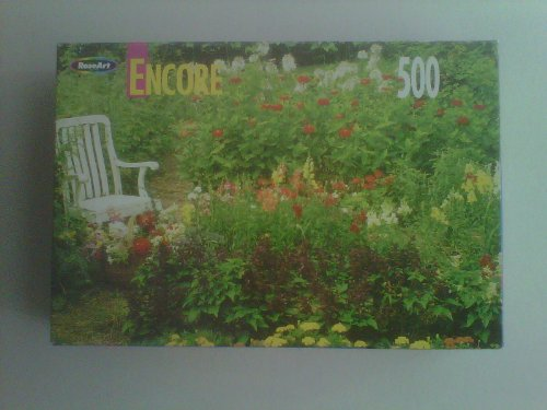 Encore 500 Piece Puzzle, Fell Gardens, Pennsylvania