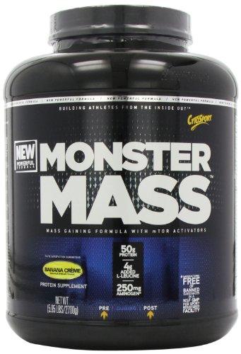 CytoSport Monster Mass 2700 g Banana Weight Gain Shake Powder