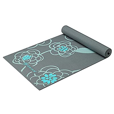 Gaiam Print Premium Yoga Mats (5mm)