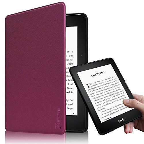 fintie-kindle-voyage-smartshell-case-the-thinnest-and-lightest-protective-pu-leather-cover-with-auto