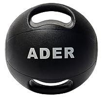 Double Grip Medicine Ball Set- (8, 12, 16 lb)