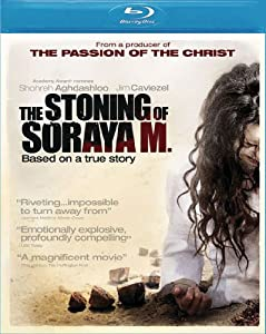 "Cover of ""The Stoning of Soraya M. [Blu-r..."