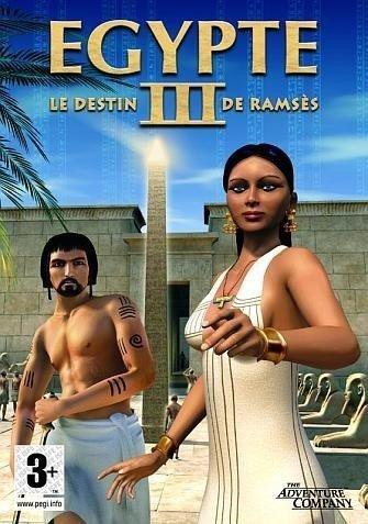 Egypte Iii - Le Destin De Ramsès