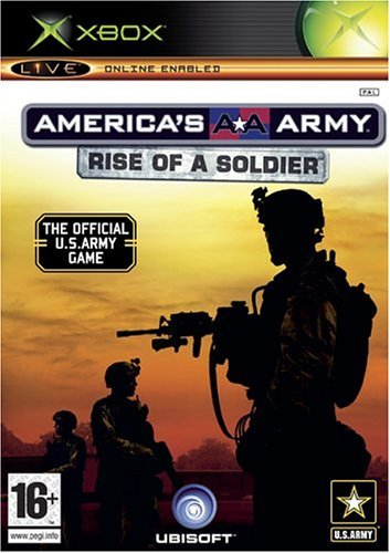 Americas Army - Rise of A Soldier [German Version] by UBI Soft (Americas Army Rise Of A Soldier compare prices)