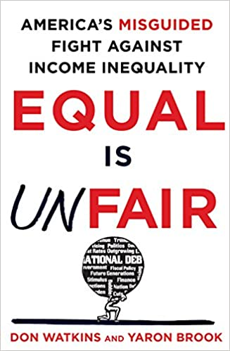 Equal is Unfair cover