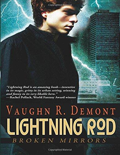 Image of Lightning Rod (Broken Mirrors)