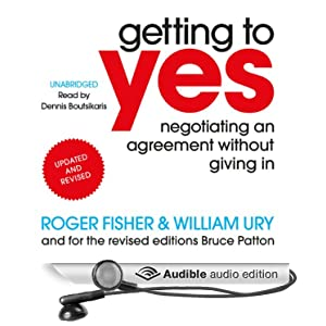 Amazon.com: Getting to Yes: Negotiating an Agreement