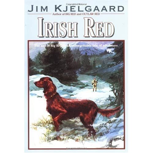 Irish Red - Jim Kjelgaard