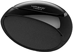 UMEKO Pebble 2 Multimedia Speakers (Black)