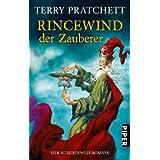 """Rincewind, der Zauberer: Vier Scheibenwelt-Romane (Die Farben der Magie . Das Licht der Phantasie . Der Zauberhut . Eric)von """"Terry Pratchett"""""""