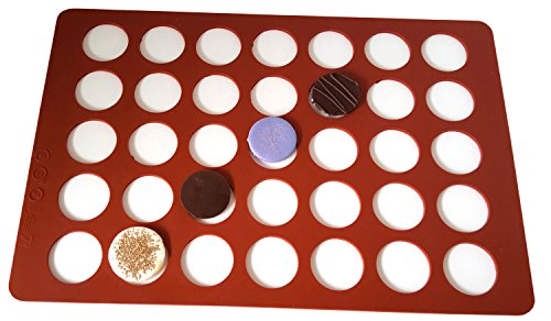 [SupaCute Cake Decorations Silicone Molds - Cake Decorating Tools Culinary Stencils Chocolate Chablon and Sugar Cupcakes Decorations Baking] (Halloween Cupcake Ideas Kids Decorate)