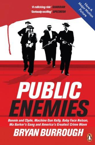 Public Enemies [Film Tie-in]: The True Story of America's Greatest Crime Wave
