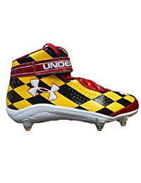 Under Armour Men's Team Run N Gun D Football Cleat