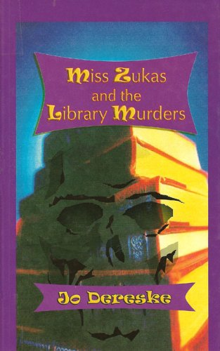 Miss Zukas and the Library Murders (Beeler Large Print Mystery Series)