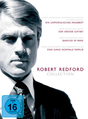 Robert Redford Collection [4 DVDs]