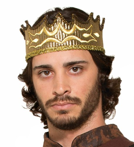 Forum Novelties Medieval Fantasy Crown for Adult - 1