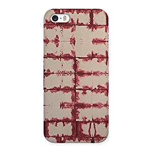 Cute Brick Wall Vintage Back Case Cover for iPhone 5 5S
