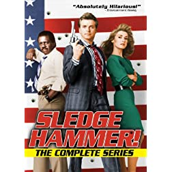 Sledge Hammer! The Complete Series