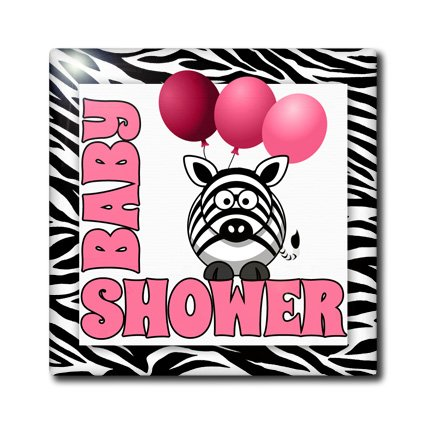 Girl Jungle Theme Baby Shower front-1021745