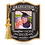 Hallmark QHX1089 Graduation Photo Holder Keepsake Ornament