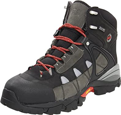 Timberland PRO Men's Hyperion Waterproof Work Boot,Gray/Gray,7 M US