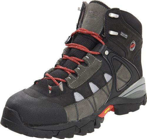 Timberland Pro Men'S Hyperion Waterproof Work Boot,Gray/Gray,13 M Us