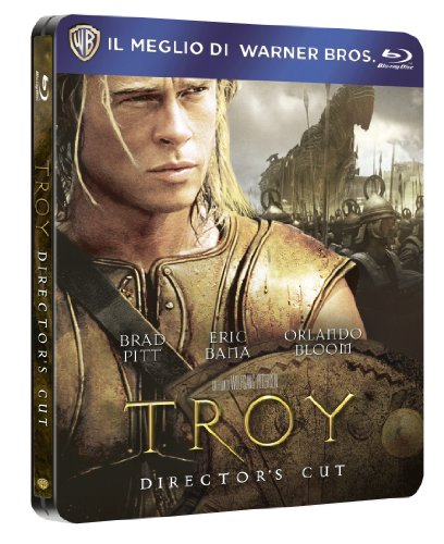 Troy (director's cut) (steelbook) (limited edition) [Blu-ray] [IT Import]