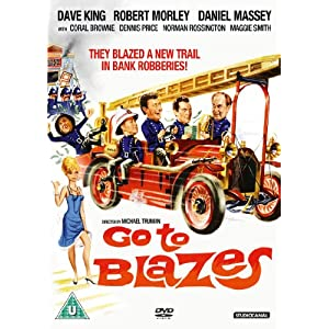 Go To Blazes Fires On All Cylinders ? DVD Review by Neil Gardnerassociated image