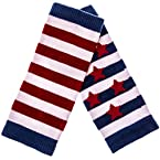 Infant Patriotic Leg Warmers