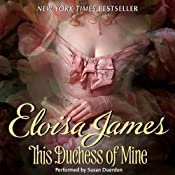 This Duchess of Mine | [Eloisa James]