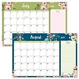 2018/2019 Floral Fantasy Calendar Pad - 11