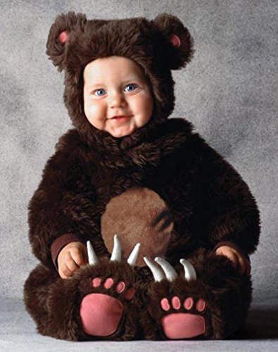 Tom Arma Bear Costume