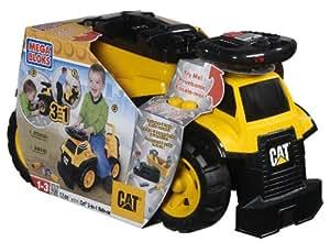 Megabloks CAT 3in1 Ride On Truck