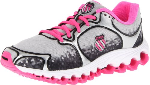 K-Swiss Women's Tubes 100 Dustem Running Shoe, 