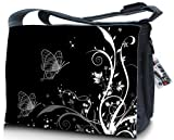 Laptop Notebook Soft Messenger Bag Case 17
