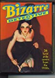 img - for Bizarre Detective, 36 Lurid Pulp Covers From the 1930's Boxed Set of 36 Cards book / textbook / text book