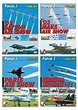 エアショーシリーズ「海外エアショースペシャル」 DAYTONA MAKS PARIS セット(PPV-DVD)